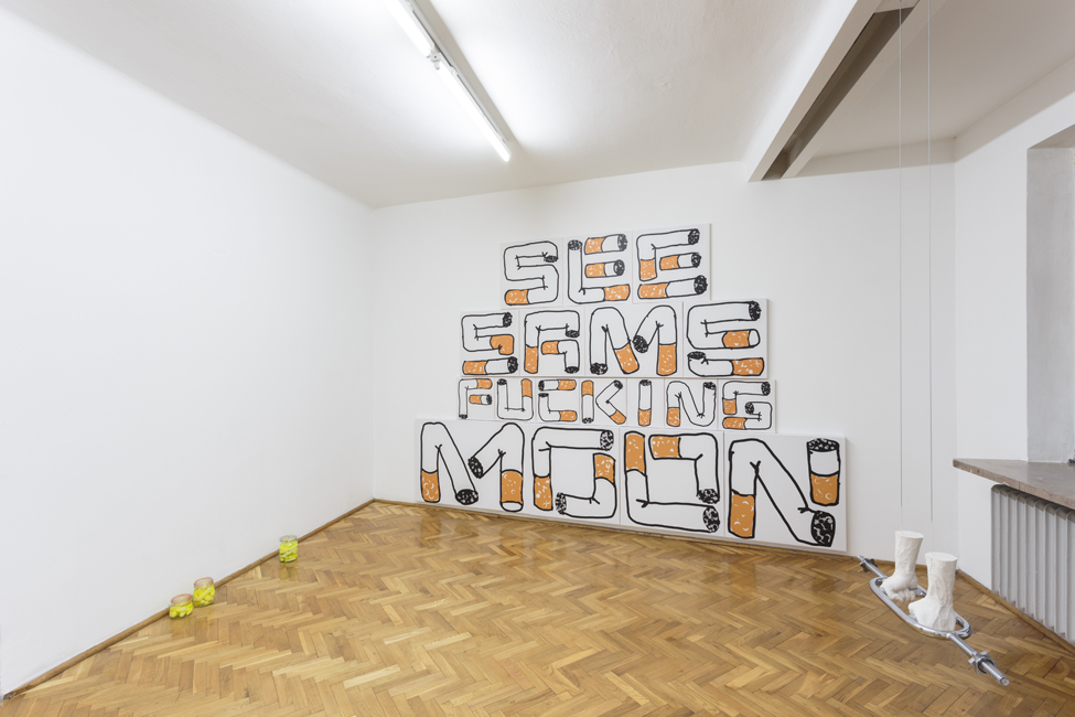 You better run /           Le Guern Gallery , Warszawa